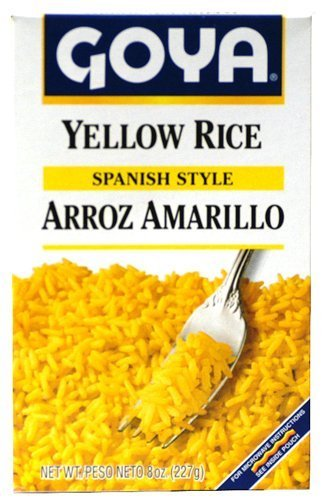Goya Spanish Style Yellow Rice 8 oz - Arroz Amarillo (Goya Mexican Rice Chicken compare prices)