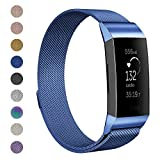 Anjoo Bands Compatible for Fitbit Charge 3 & Charge 3 SE Small