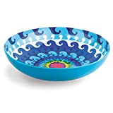 French Bull 11'' Serving Bowl - Melamine Dinnerware - Salad, Mixing, Pasta - Sus