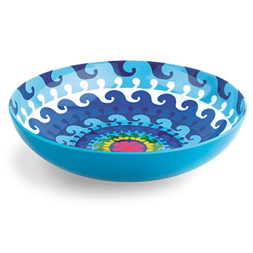French Bull 11'' Serving Bowl - Melamine Dinnerware - Salad, Mixing, Pasta - Sus by French Bull