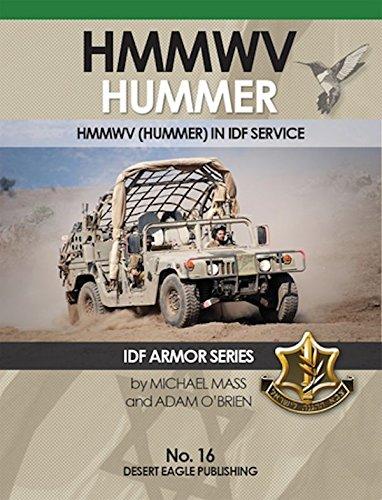 Desert Eagle Publishing HMMWV (HUMMER) IN IDF SERVICE No. 16