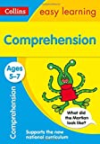 Comprehension Ages 5-7: New Edition (Collins Easy Learning KS1)