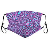Cotton Double Layer Patterned Face Protective
