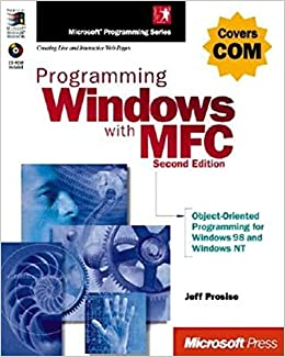 Programming Windows with MFC, Second Edition
