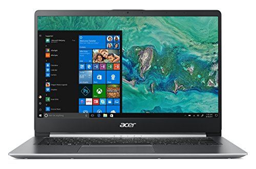 "Acer Swift 14.0"" Full HD, PQC N5000 4GB, 64GB eMMC, Windows 10 in S Mode"
