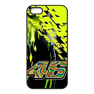 Valentino Rossi 46 For iPhone 5 5s Custom Cell Phone Case Cover 99II917683