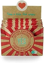 Vegan - Gourmet Gluten-Free, Low Sugar, Paleo Snack Bar (Pack of 6, 1.4 oz.)