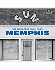The Blues Came Down From Memphis (Blue Vinyl)