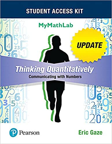 Solving Special Right Triangles Worksheet Word Amazoncom Thinking Quantitatively Communicating With Numbers  Solve Quadratics By Factoring Worksheet Pdf with Make Your Own Addition Worksheets Word Thinking Quantitatively Communicating With Numbers Update Mymathlab  Titlespecific Access Card With Guided Worksheets  Titlespecific Access  Card Package  Human Body Worksheet