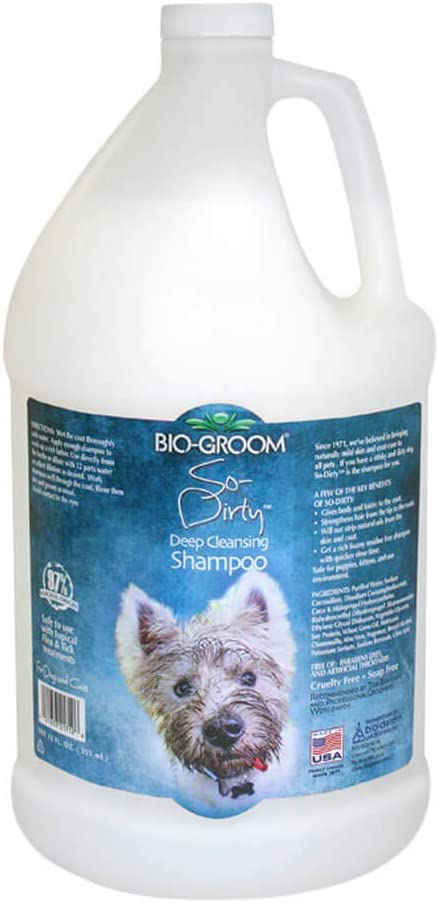 Bio-groom So-Dirty Dog Shampoo, Available in 3 Sizes