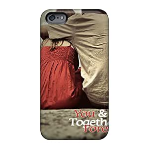 Apple Iphone 6 TpR2982esPc Support Personal Customs High-definition You And Me Skin Durable Hard Phone Cases -hardcase88
