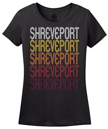 Shreveport, LA | Retro, Vintage Style Louisiana Pride T-shirt