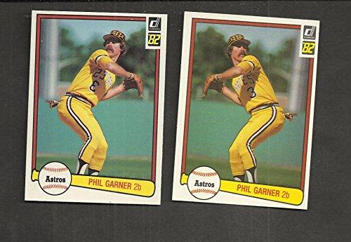 1982-donruss-phil-garner-544-reverse-negative-and-correction-pittsburgh-pirates