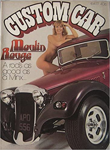 Custom Car Magazine April 04 1977 Amazon Co Uk Colin Gamm