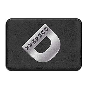 vdseht Duramax Diesel Rollin Platinum estilo antideslizante Felpudo