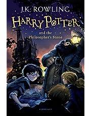 هاري بوتر وحجر الفيلسوف - كتاب 1 لرولينج جيه كيه.