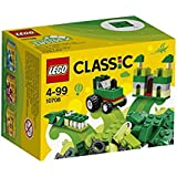 LEGO Classic - Caja creativa de color verde (10708)