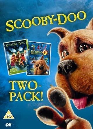 Amazon Com The Scooby Doo Live Action Movie Collection Scooby Doo Scooby Doo 2 Monsters Unleashed 2 Disc Box Set 2002 Dvd 2004 Movies Tv