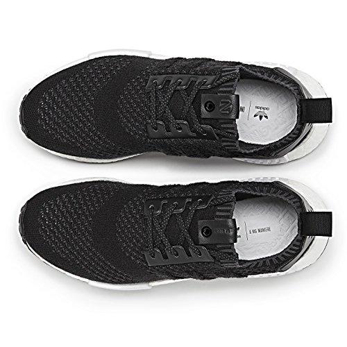 Consorzio Adidas Xa Ma Maniere X Invincible Men Nmd R1 Sneaker Exchange (nero / Grigio Notte) Cblack / Cblack