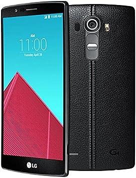 LG G4 Smartphone, Pantalla IPS 5.5 QHD, 4 g LTE, Cámara 16 MP con Frontal 8 MP, Memoria Interna 32 GB, 3 GB RAM: Amazon.es: Electrónica