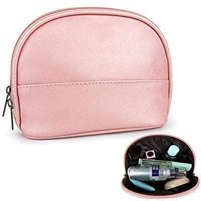 Cosmetic Bag,CloudLyMo Travel Bag Zipper Water Resistant Makeup Pouch Bag