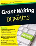 Grant Writing for Dummies, Beverly A. Browning, 1118013875