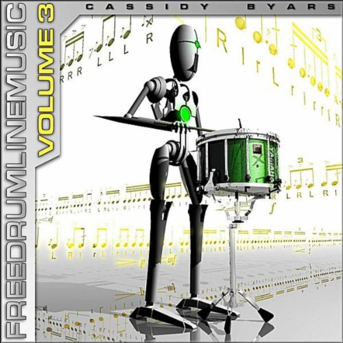 Free Drumline Music, Vol. 3 By Cassidy Byars On Amazon