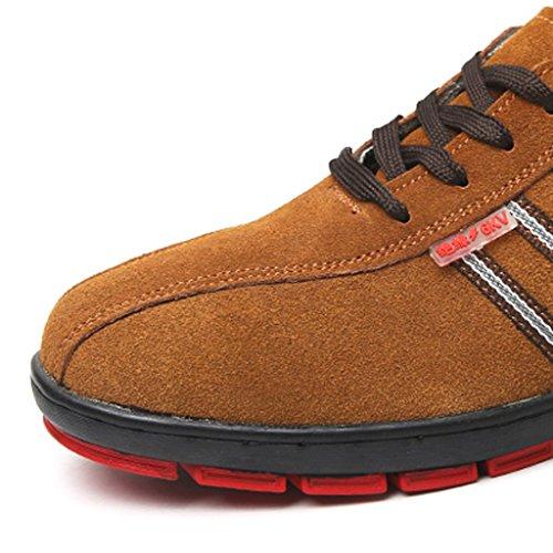 Hommes Générique MagiDeal De 6kv Chaussures Travail De Femmes Protègent 5 Sécurité Bottes Isolées wEE6rqzn5x