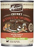 Merrick Chunky Big Texas Steak Tips Dinner – 12 x 12.7 oz