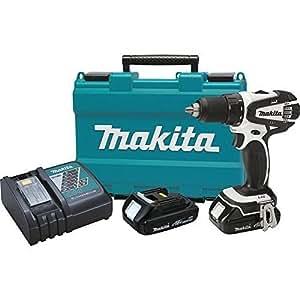 "Makita XFD01CW 18V Compact Lithium-Ion Cordless 1/2"" Driver-Drill by Makita"