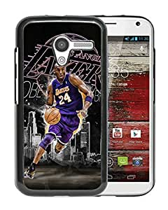 Motorola Moto X Kobe Bryant Black Screen Phone Case Newest and Fashion Design