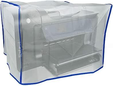 BeMatik - Funda Protectora de Polvo Cubierta para Impresora láser ...