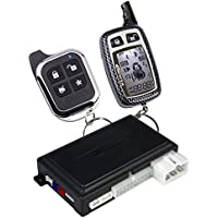 Scytek A4.2W Complete Two Way Remote Security/Engine Start System with Keyless Entry