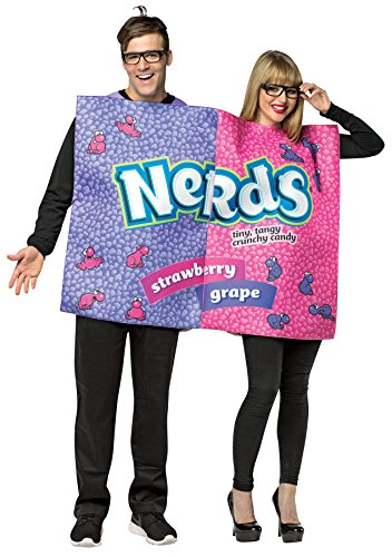 Nerds (Couple Costumes)