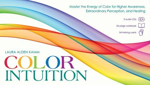 Color Intuition Kit: Master the Energy of Color for Higher Awareness, Extraordinary Perception, and Healing by Laura Alden Kamm (2009-01-01)