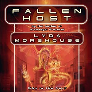 Fallen Host Audiobook