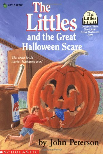 Little's and the Great Halloween Scare by John Peterson (1-Sep-1994) Paperback (The Littles And The Great Halloween Scare)