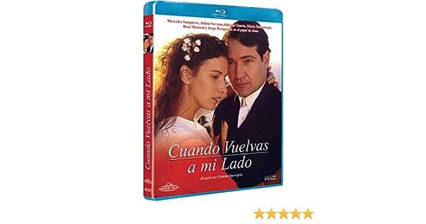 Cuando vuelvas a mi lado [Blu-ray]: Amazon.es: Mercedes Sampietro ...