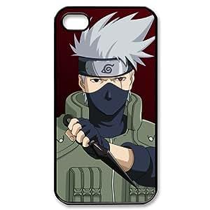 Anime Naruto Hatake Kakashi Durable Plastic iPhone Case for 6 plus 5.5 Japanese Anime iPhone Case