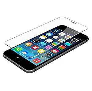 iPhone 6 Plus Screen Protector, [Tempered Glass Protection] Premium Ultra-thin 0.15mm Tempered Glass Screen Protector Scratch Guard for Apple iPhone 6 Plus 5.5 Inch
