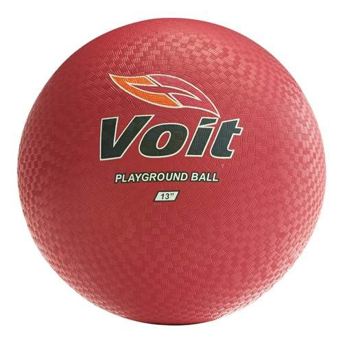 Voit Playground Ball, 13-Inch, Red
