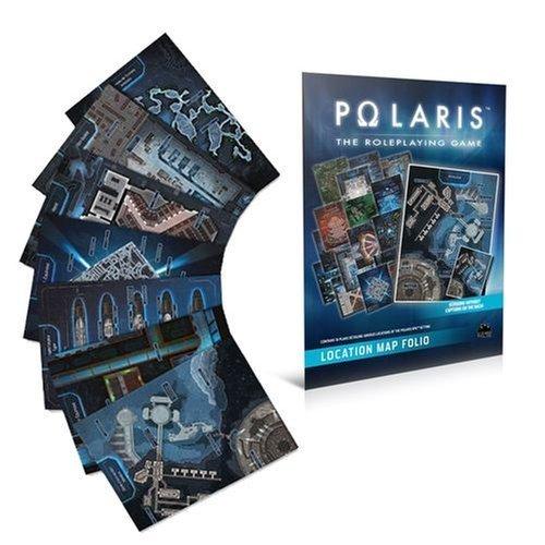 - Polaris RPG: Location Map Folio