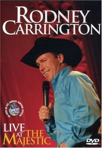 DVD : Rodney Carrington - Live At The Majestic (DVD)