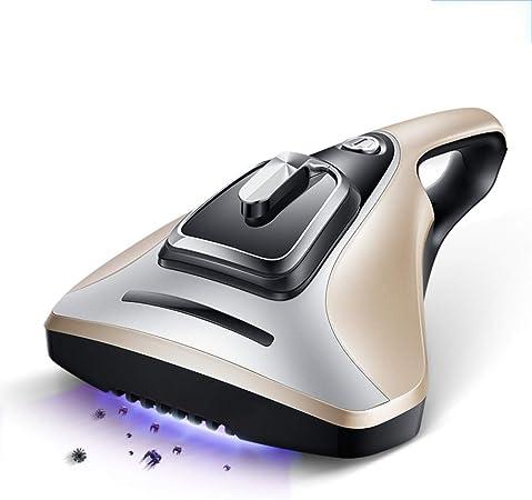 OR&DK Aspirador Anti ácaros UV, Tecnología de Aire Caliente Ideal para colchones, Almohadas, Cortinas, Sofás y alfombras-Champagne Gold: Amazon.es: Hogar