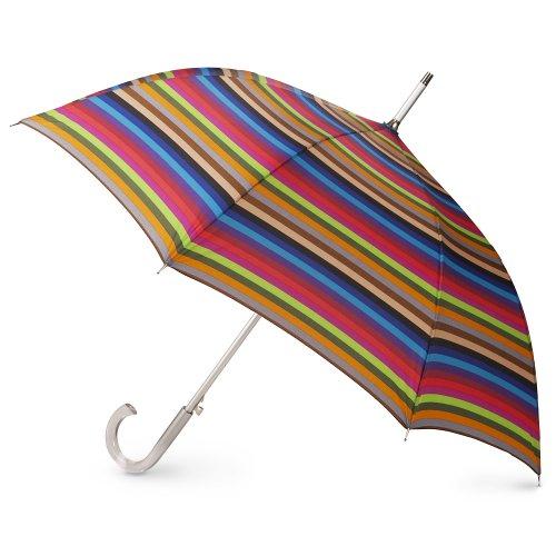 Totes Signature Basic Umbrella Stripes