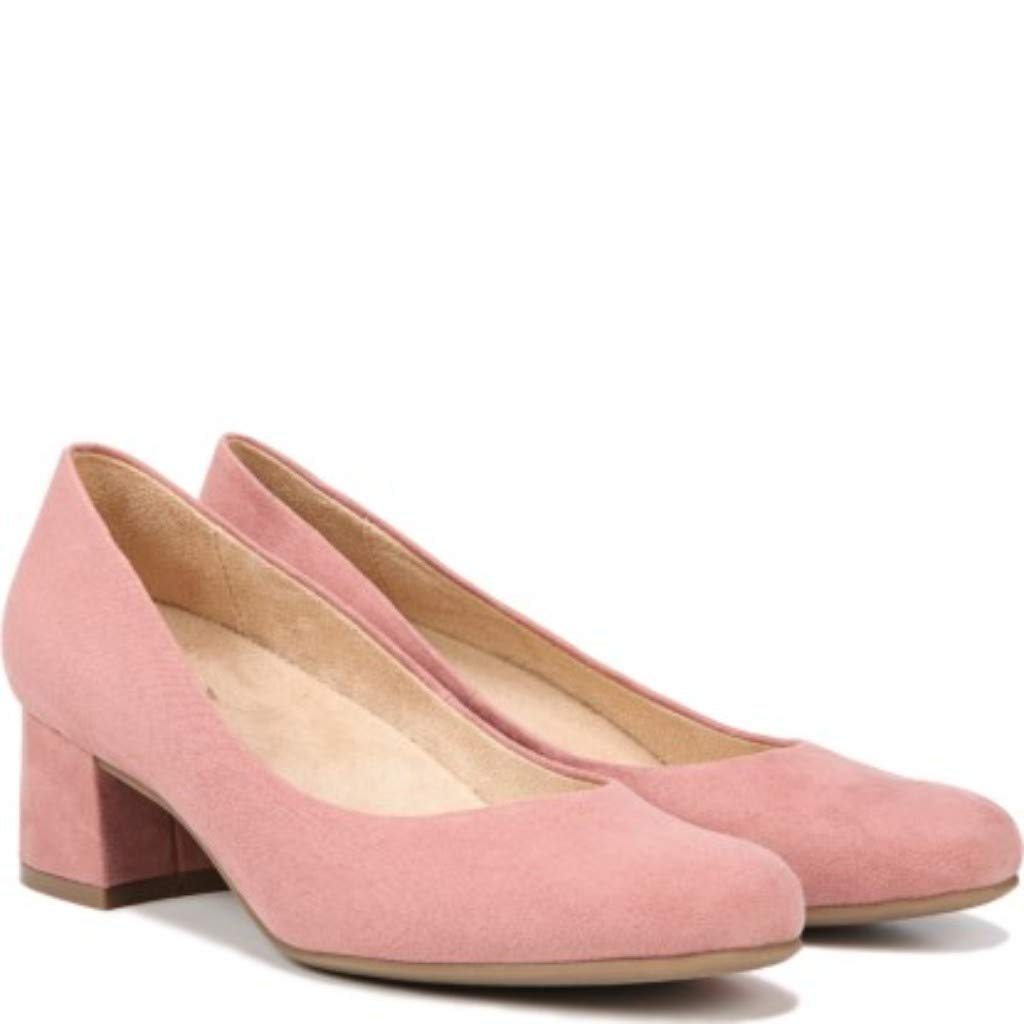 Pink Fabric Naturalizer Womens Donelle Dress Pump 6 W