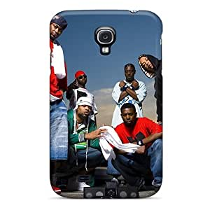 AlissaDubois Samsung Galaxy S4 High Quality Hard Cell-phone Case Support Personal Customs Beautiful Wu Tang Clan Series [VUp9498Fopr]