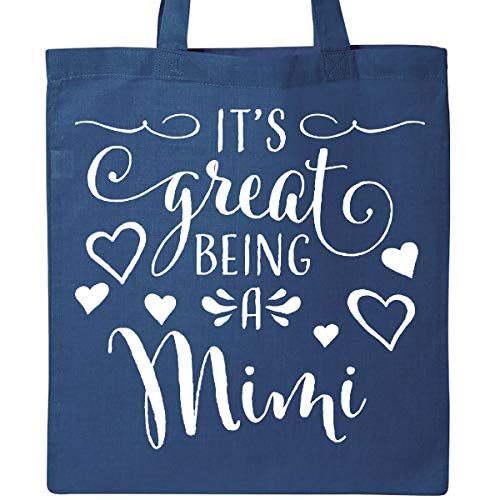 Inktastic - It's Great Being a Mimi Tote Bag Royal Blue 334d0