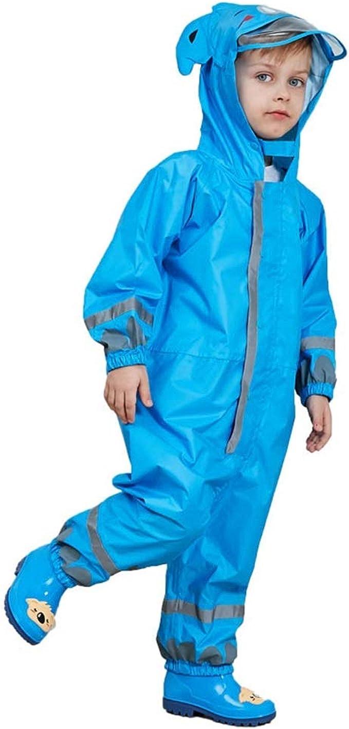 Amazon.com: SSAWcasa - Traje de lluvia para niños, unisex ...
