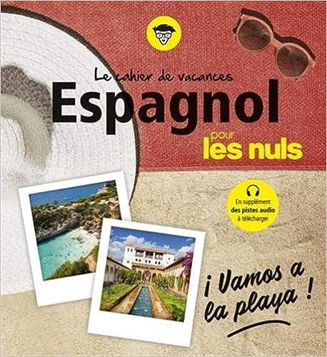 Cahier de vacances espagnol
